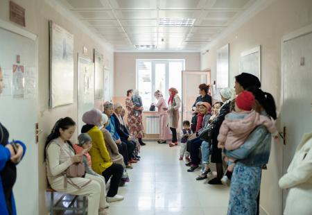 Study tour to Kazakhstan to focus on patient-centred primary care
